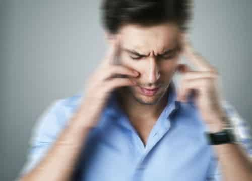 Dizziness can be the cause for multiple medical problems.