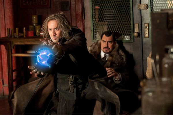 Sorcerer's Apprentice flopped at the box office despite featuring Nicolas Cage.
