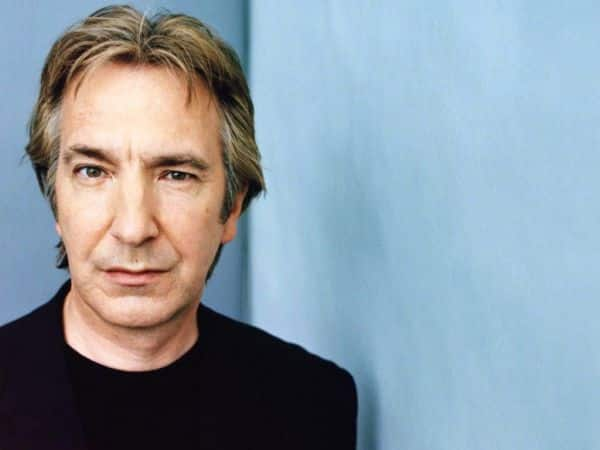 The actor never watched himself on-screen, and this is one of the lesser known facts about Alan Rickman.
