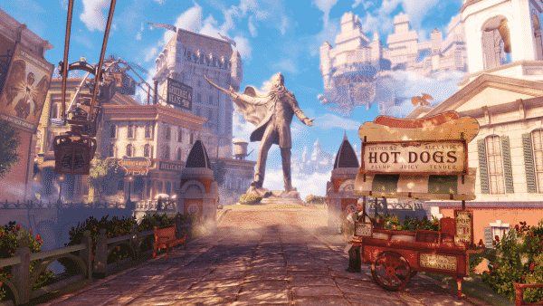 BioShock is a perfect combination that belongs among the video game franchises worth playing.