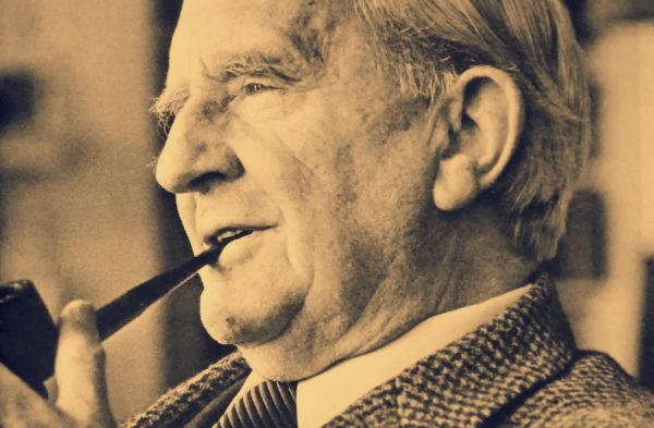 J.R.R. Tolkien was accused of plagiarism in the past.