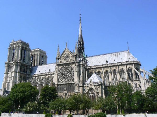 Breathtaking Gothic Cathedrals - Notre Dame de Paris