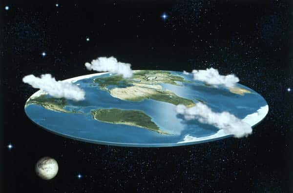 Facts You Thought To Be True: Flat Earth