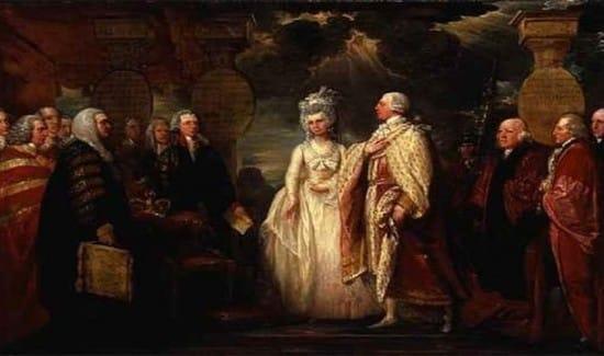 King George III - Most Insane Rulers