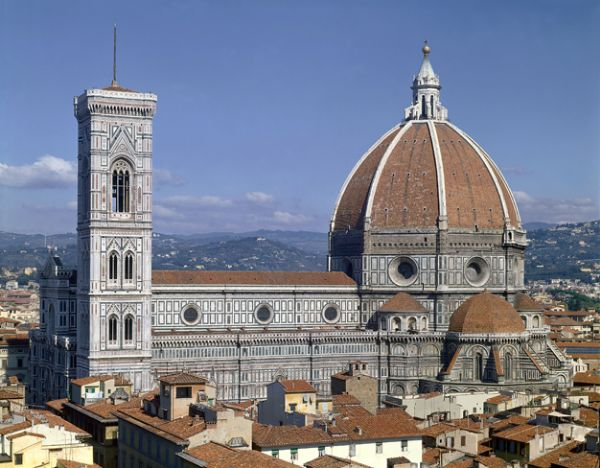 Florence's Dome Is Among The Most Breathtaking Gothic Cathedrals