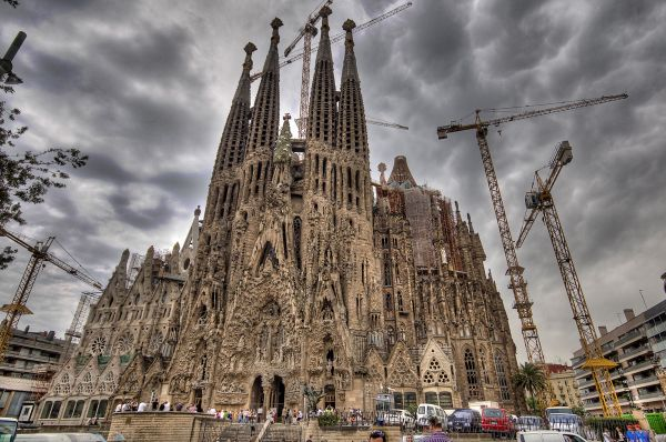 Sagrada Familia, Among The Top Most Breathtaking Gothic Cathedrals