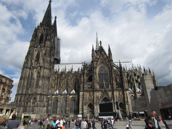 Breathtaking Gothic Cathedrals Include The Cologne Cathedral