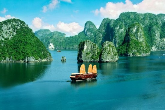 Most Astonishing Natural Wonders - Ha Long Bay