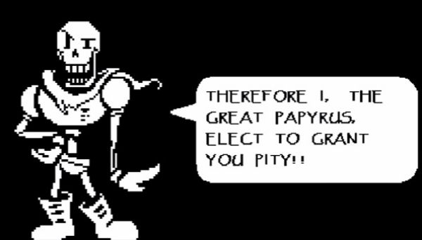 Fun Facts About UnderTale
