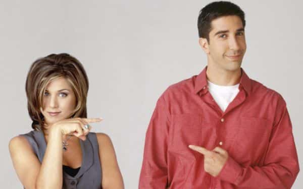 Ross and Rachel - Lobsters