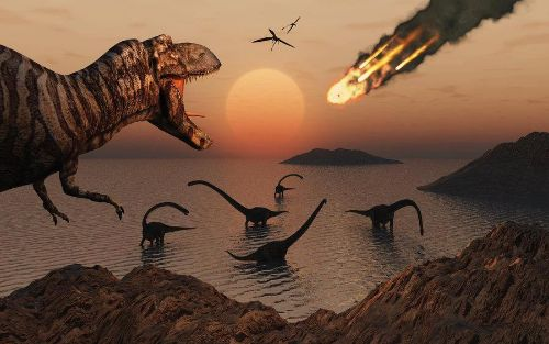 Exctinction - Amazing Facts About Dinosaurs