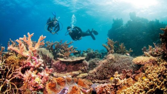 Most Astonishing Natural Wonders - Great Barrier Reef