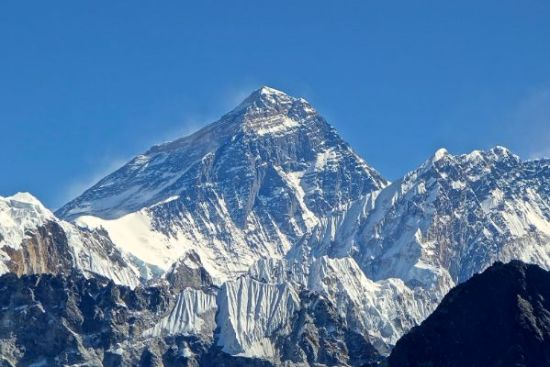 Most Astonishing Natural Wonders - Everest