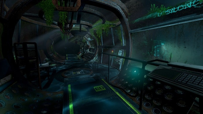 screenshot of soma game