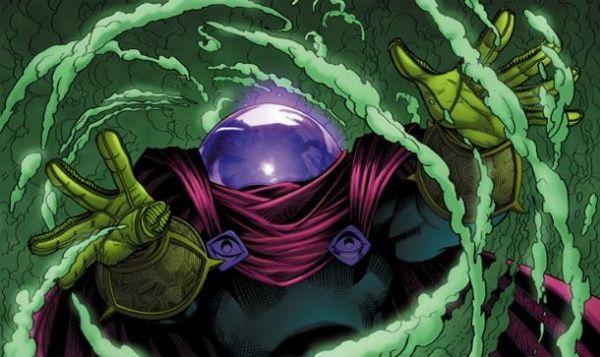 Marvel Spider-Man Reboot - Mysterio