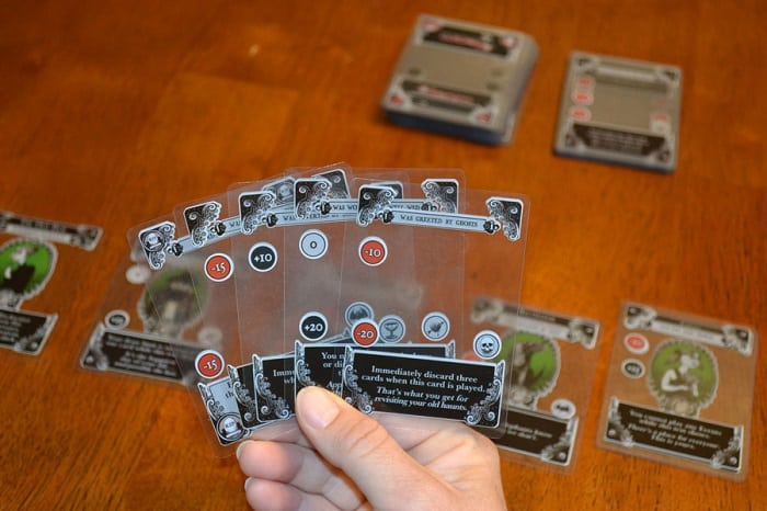 gloom boardgame