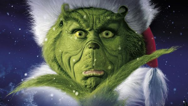 Makeup Transformations - Jim Carey and the Grinch