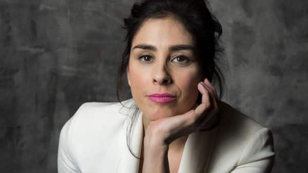 Female Stand Up Comedians - Sarah Silverman