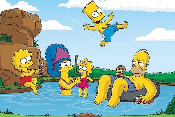 The Simpsons: Among The Funniest Cartoons