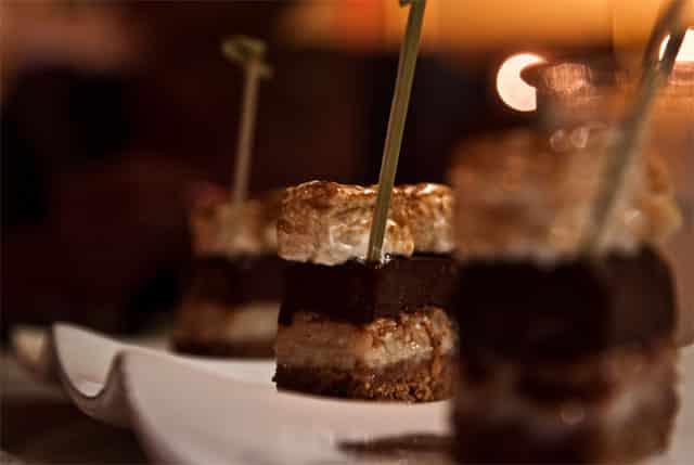 Dessert On A Stick