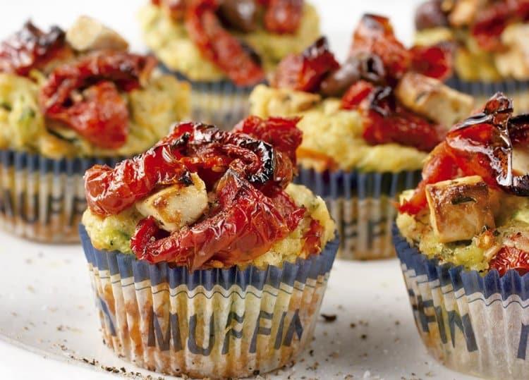 Mediterranean muffins