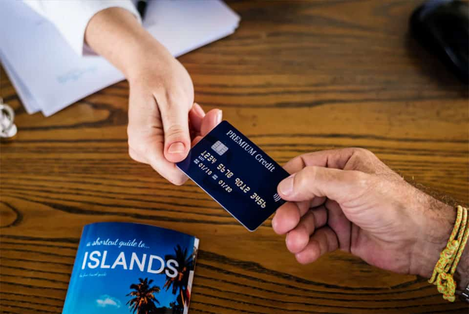 Best travel credit card
