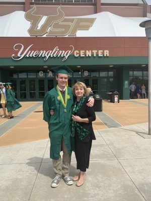 Mom and Tyler