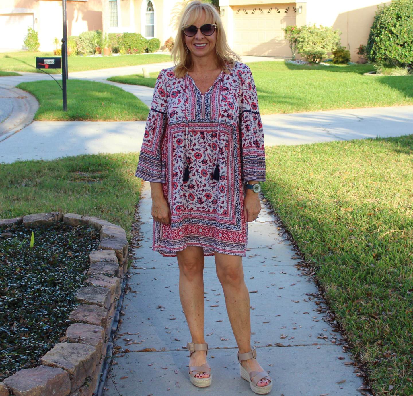 Knox Rose Boho Dress