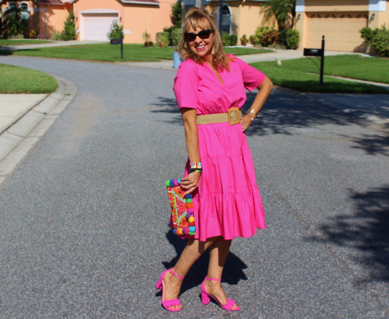 Target Pink Dress