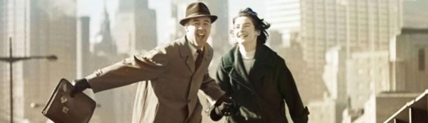 Robin Miller & friend by Norman Parkinson