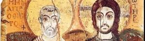 St Menas and Jesus