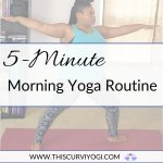 5-Minute Morning Yoga Routine