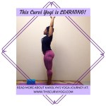 This Curvi Yogi is LEARNING!  Meet Karolyn!