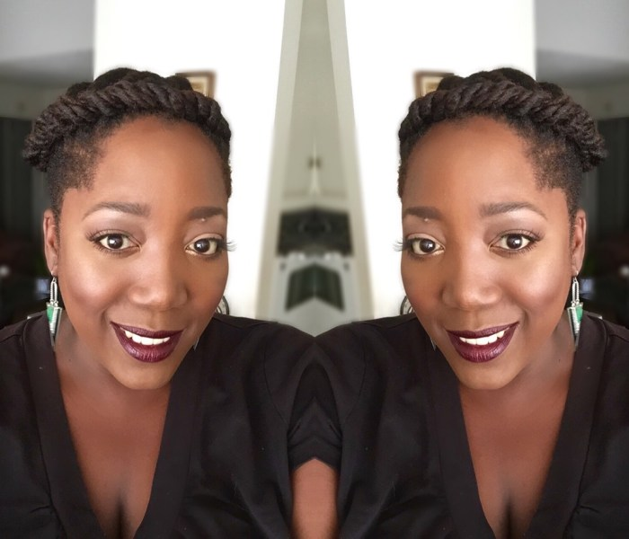 Curvy Beauty: Easy Fall Makeup Tutorial