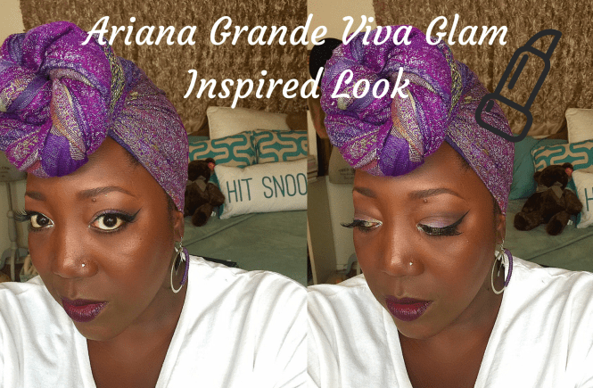 Arian Grande, Viva Glam, MAC Cosmetics, Lipstick, Matte Lipstick, Plum Lipstick, Makeup, Makeup for Dark skin, Beauty Blogger, Inspired Look,