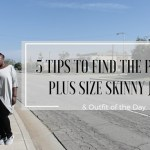5 Tips to find the perfect Curvy Skinny Jeans
