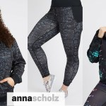 #CurvyGirlsWorkoutToo: New Anna Scholz Activewear