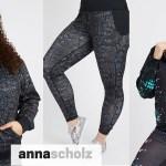 #CurvyGirlsWorkoutToo: New Anna Scholz Activewear