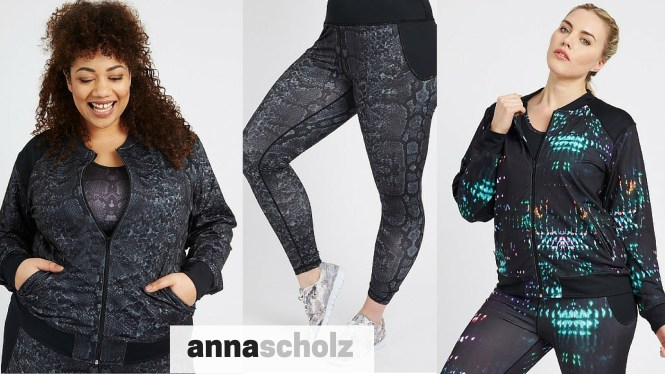 Anna Scholz, Plus Size Fashion, Fashion, Activewear, Fitness, Clothing, Plus Size Fitness, Workout gear,