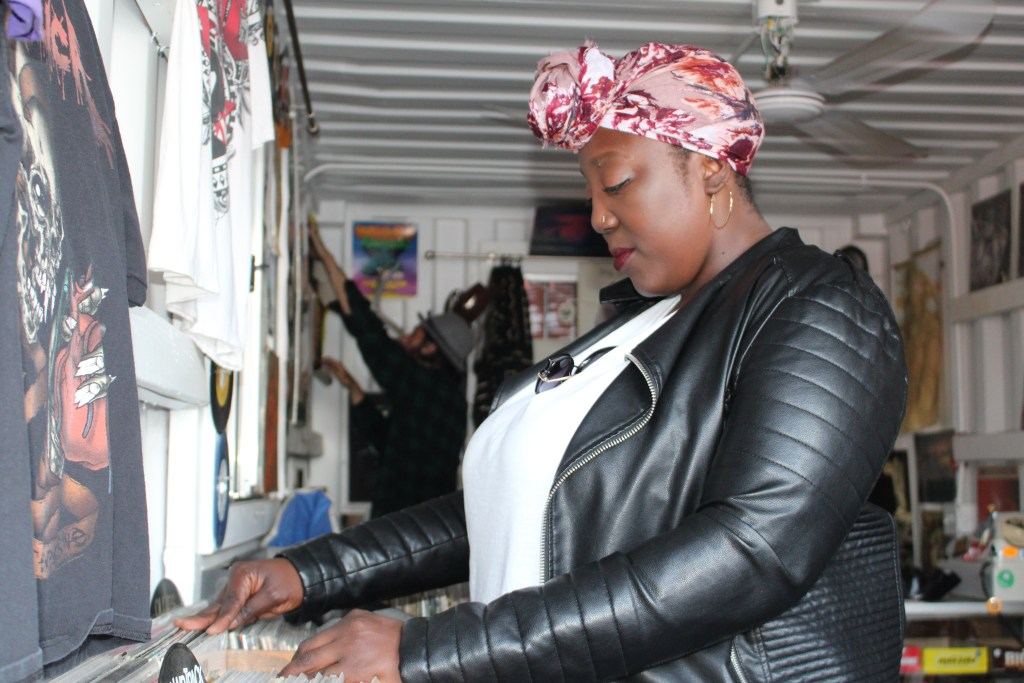 Music, Dig It Vinyl, Hip Hop, Old School, Rap, Funk, The Magic of Music, Lifestyle blog, Natural Hair, Plus Size Fashion, Leather Jacket, Forever21,