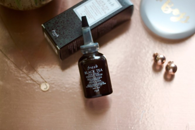 Fresh, Skin Care, Skin Care over 40, Serum, Black Tea, Age-Delay, Firming Serum, Sephora, Beauty