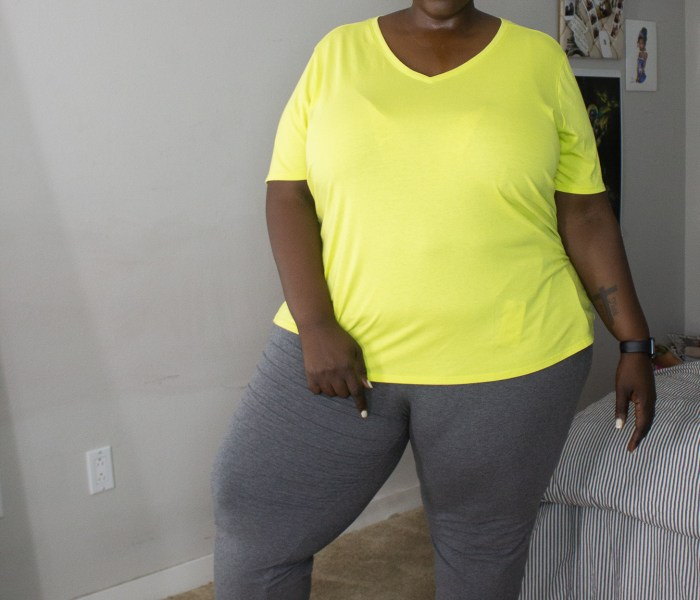 Affordable Plus Size Workout Looks