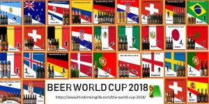 The World Cup Of Beer 2018.