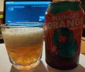 Hatherwood Plunged Orange Pale Ale