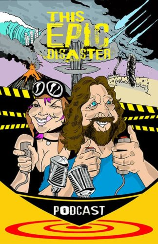 This Epic Disaster Jay Higenfeld Illustration