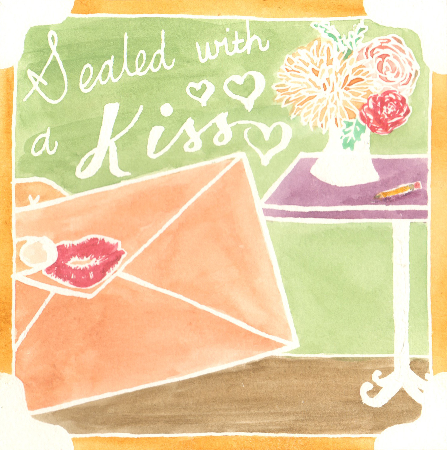 Free Valentine Printables From Pigment And Parchment