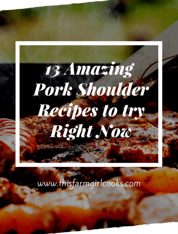 pork shoulder recipes
