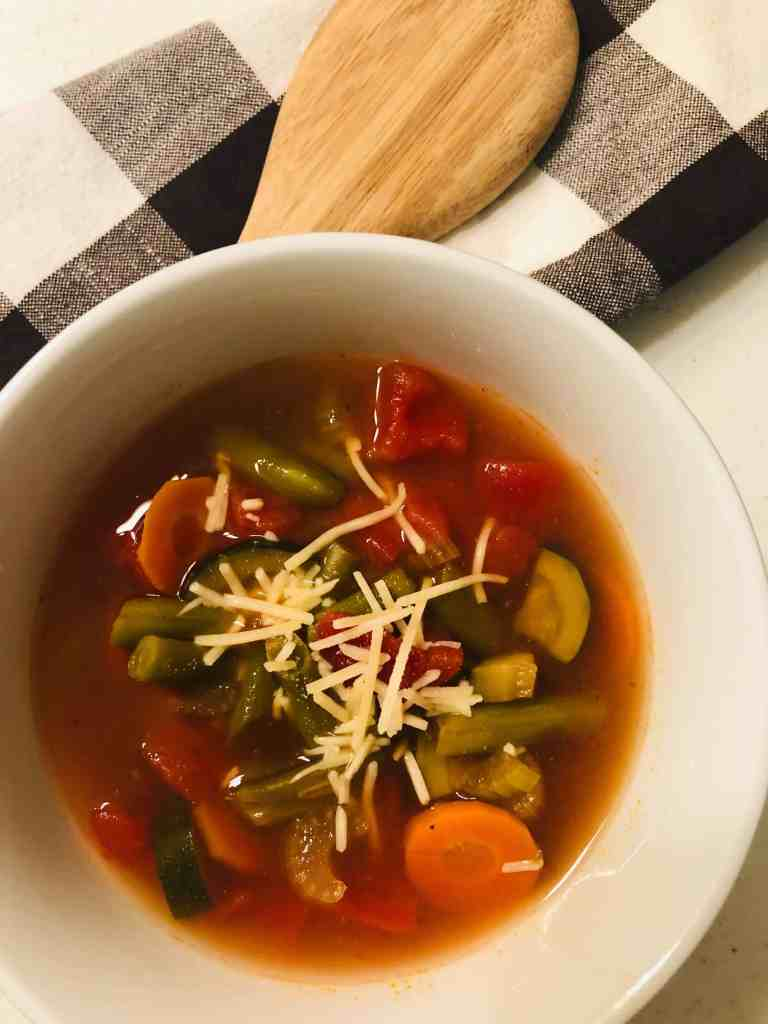 best minestrone soup recipe