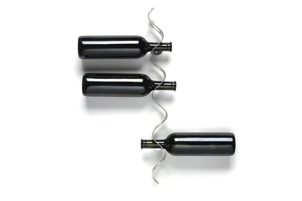 Black+Blum Flow Wine Rack