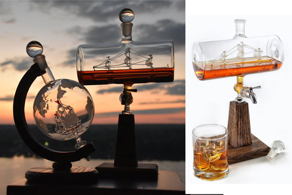 decanter christmas gifts for husband